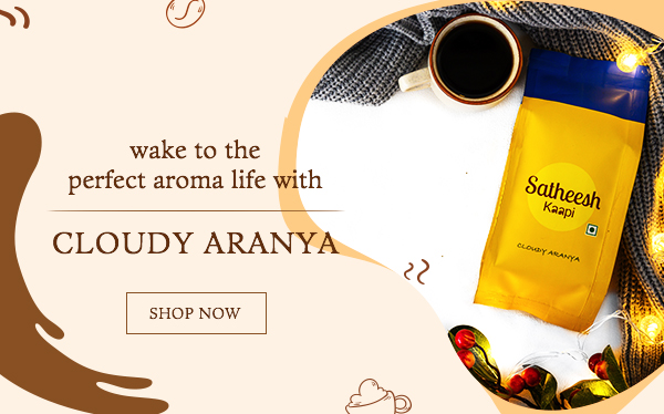 Satheesh Kaapi - Cloudy Aranya Shop Now