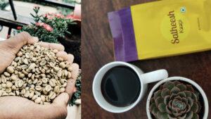 know your coffee - Satheesh Kaapi