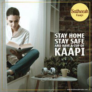 Stay Home Stay Safe - Satheesh Kaapi